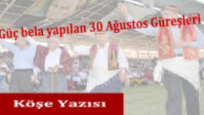 Güç Bela Yapılabilen 30 Ağustos Etkinlikleri
