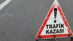 Darende'de Feci Kaza! 1 Ağır 3 Yaralı