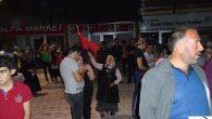 Darbe Girişimine Karşı Darende Halkı Sokaklara Döküldü