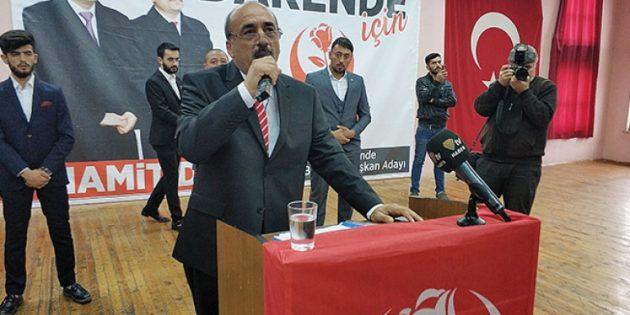 Ayvalı Belediyesi Eski Başkanı Hamit DEMİR Adaylığını Açıkladı