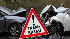 Trafik Kazası Yine Can Aldı! 1 Vefat 7 Yaralı